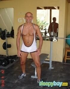 Rent boy Jorge 37yr - sauna