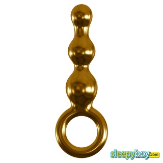 Icicles Gold Edition G10 Glass Anal Probe