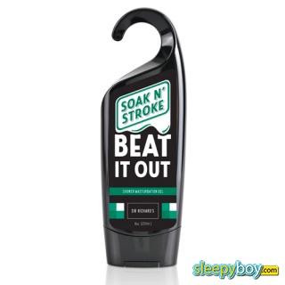 Beat It Out Shower Masturbation Gel