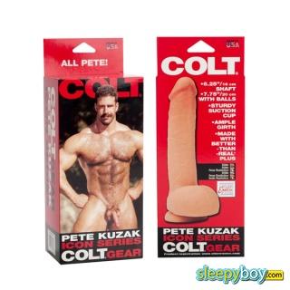 COLT Realistic Dildo Pete Kuzak