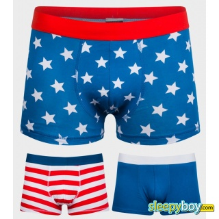 NEW! Mens 3-pack Boxers
