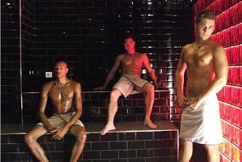 Sweatbox London Gay Sauna