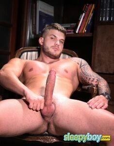 male escort London Gustavo